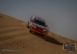 Rallye Sahari international 2020